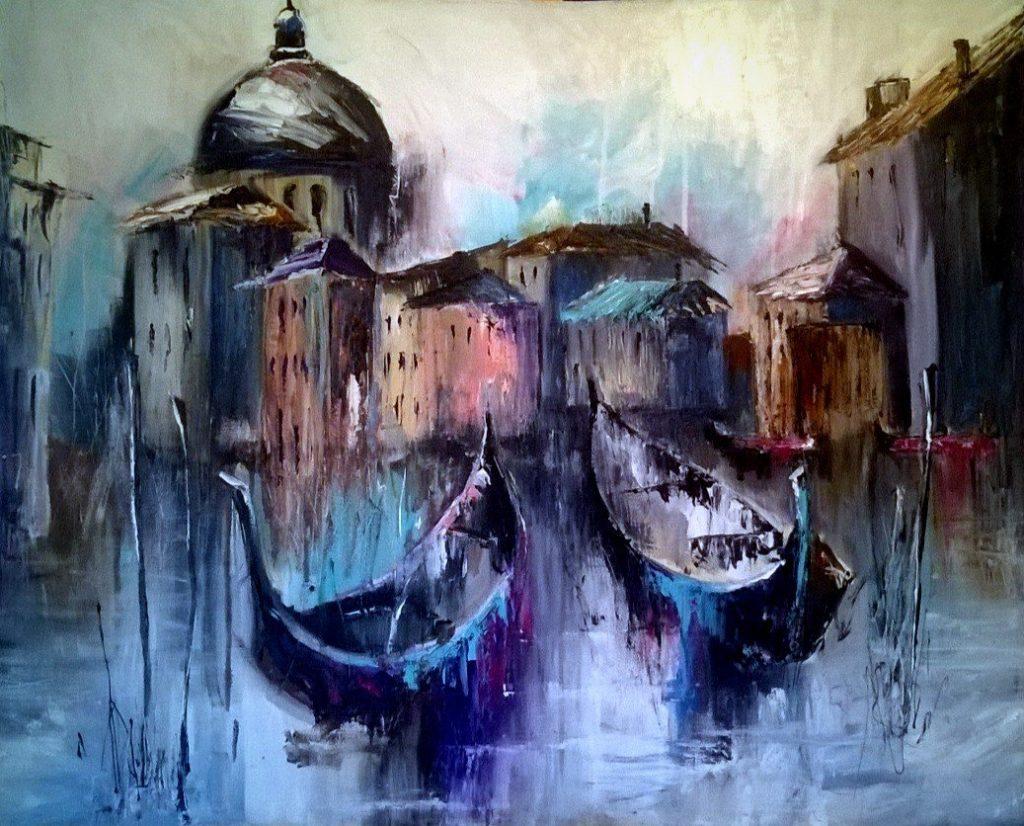 Экспрессия цвета. Венеция