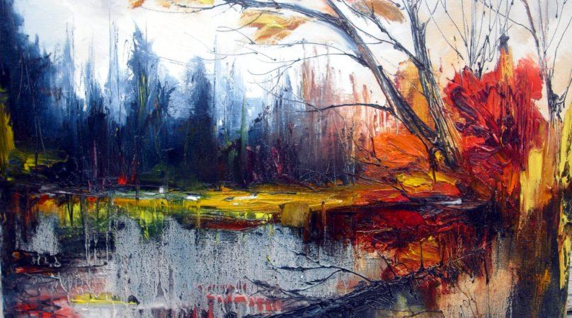 Экспрессия цвета. Осень