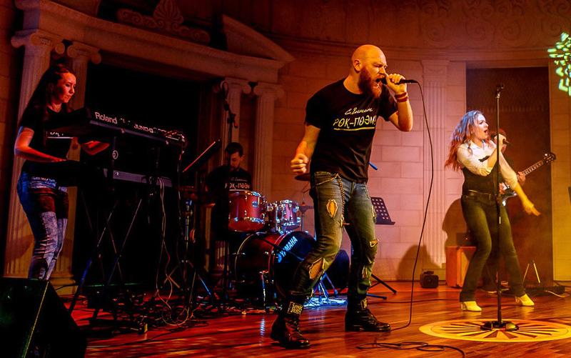 рок-группа THE WINDOWZ
