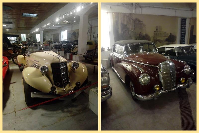 Музей ретроавтомобилей в Белграде (2)