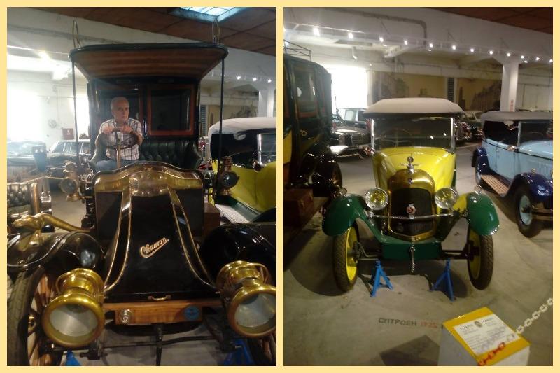 Музей ретроавтомобилей в Белграде 5