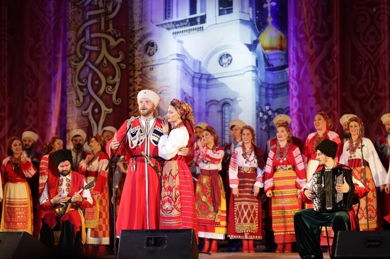 Кубанский казачий хор (2)