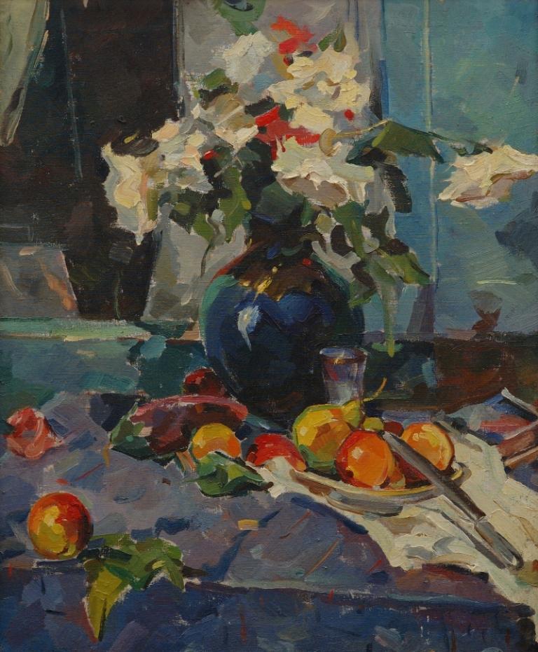 Василий Беда. «Цветы»