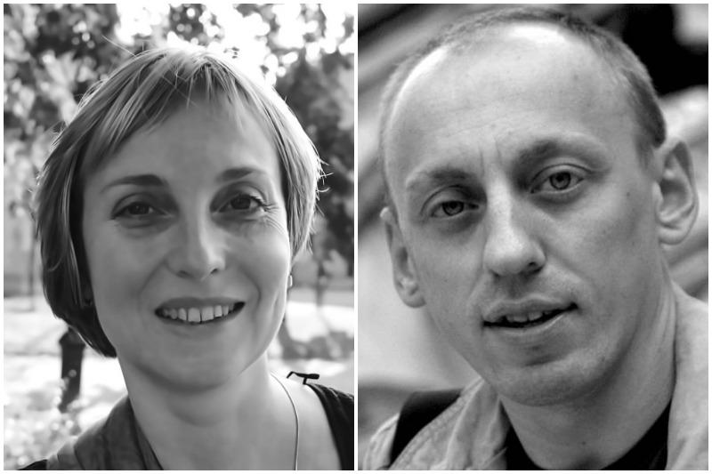 Светлана Озерская и Андрей Запорожский