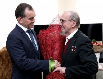 Виктор Захарченко и Вениамин Кондратьев