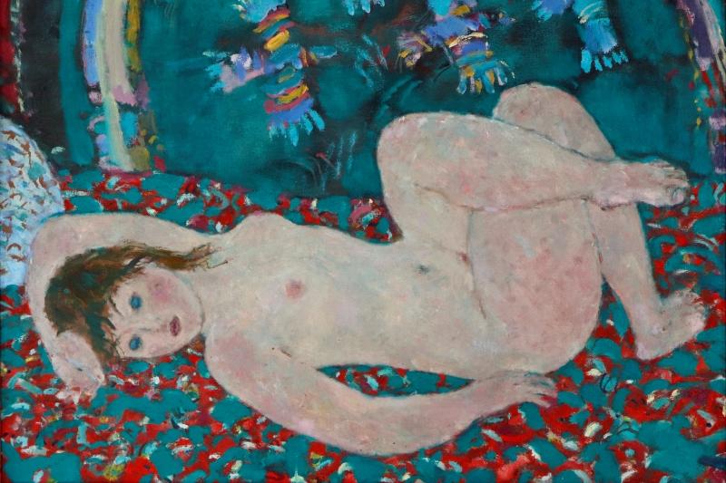 А. Паршков. «Маняша». 2003 г.