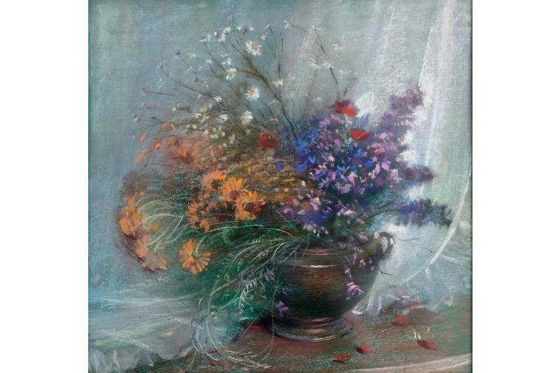 В. Оноприенко. «Осенний букет». 2004 г.