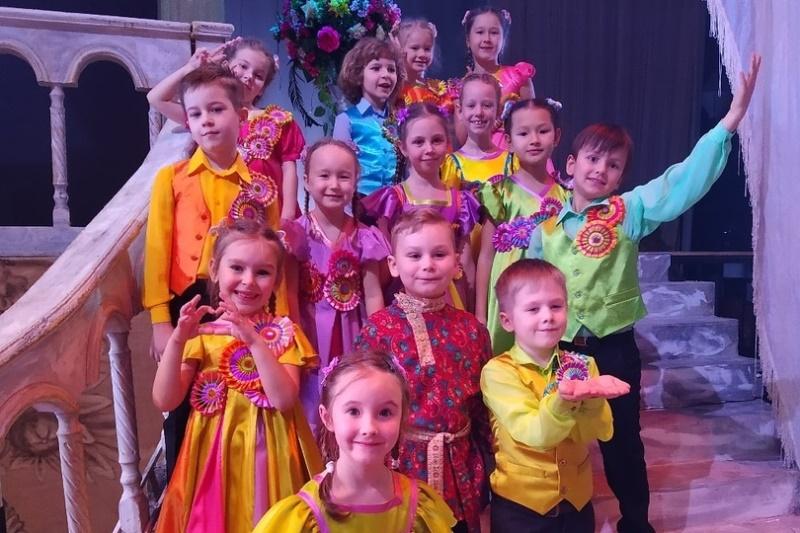 Детская студия Музыкального театра