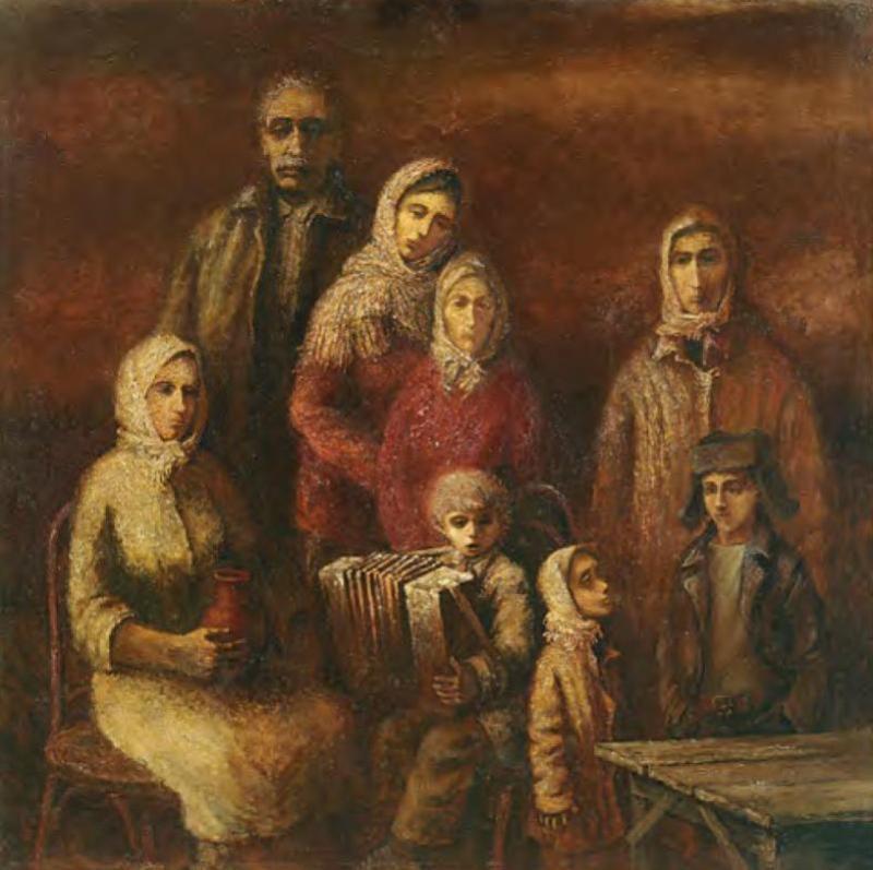 Сергей Воржев. «Песня отца». 1983 г.