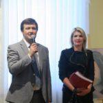 Михаил Барышев и Елена Морозкина