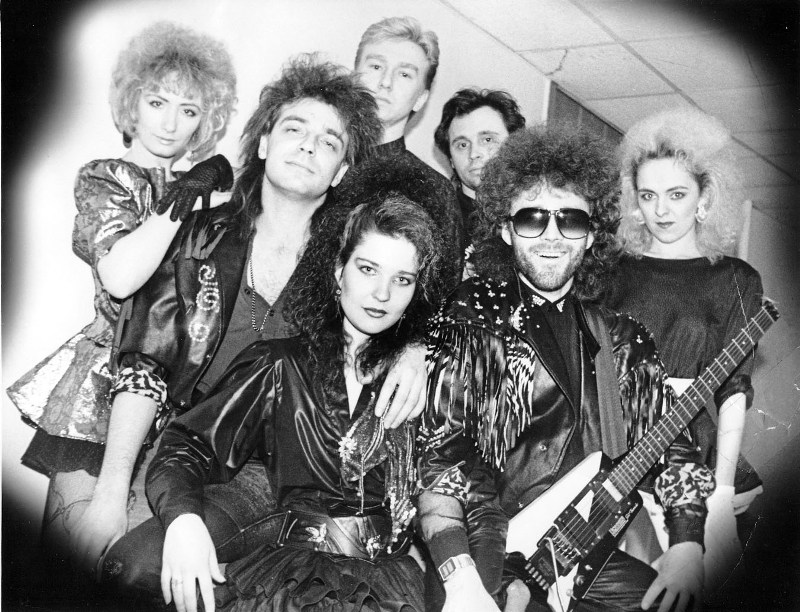 Группа «Мираж». 1991 г.
