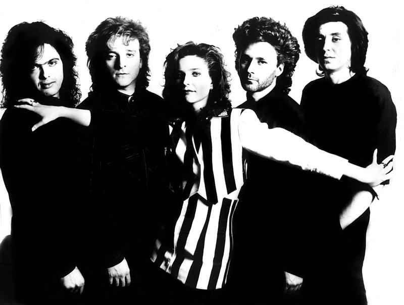 Группа «Мираж». 1993 г.