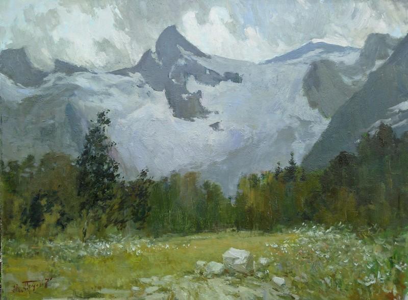 Максим Прусов В горах