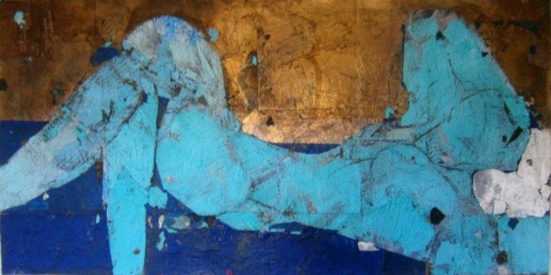 «Голубая обнажённая»