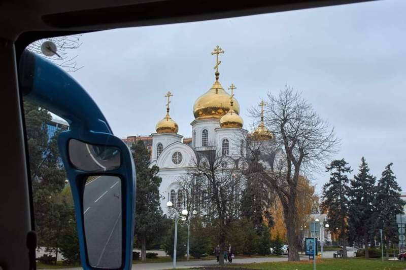 Обзорная экскурсия с Еленой Перетриевой
