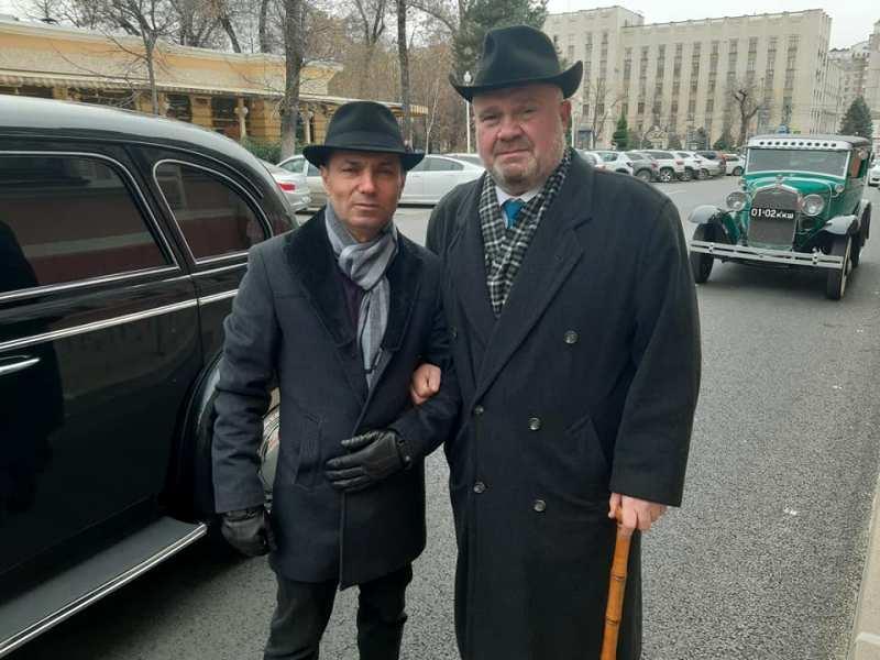 Артуш Бабаджанян и Андрей Фаниев