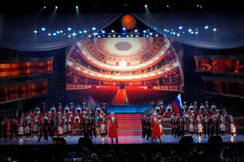 Концерт творческих коллективов Краснодарской филармонии им. Г. Ф. Пономаренко