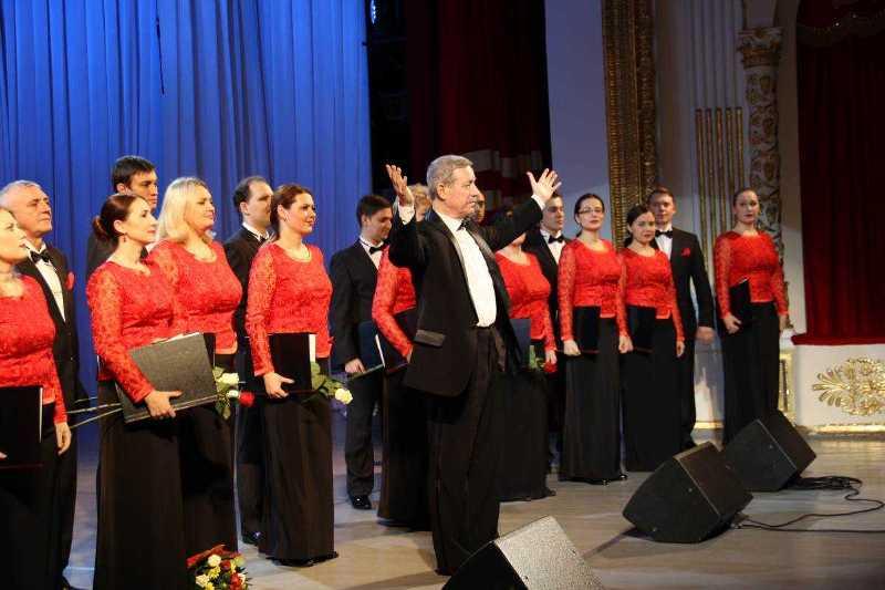 Краснодарский государственный камерный хор