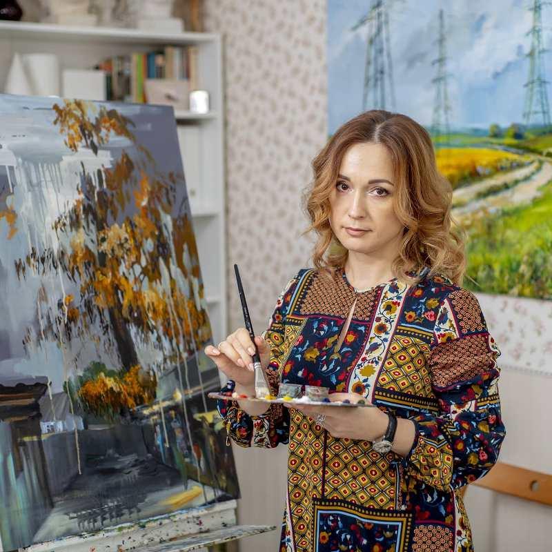 Наталья Домнич