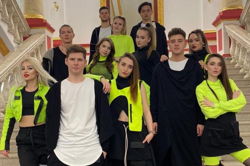молодежный состав Хора Краснодарской филармонии им. Г. Ф. Пономаренко