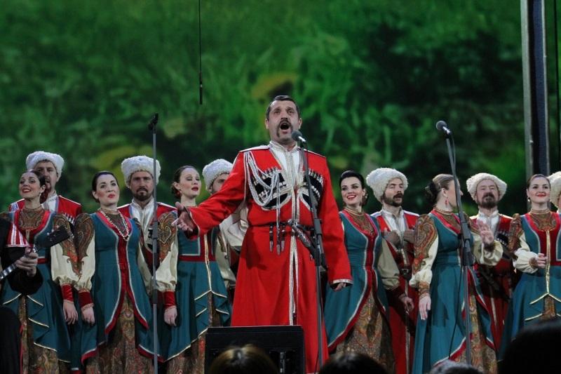 Александр Дедов Кубанский казачий хор