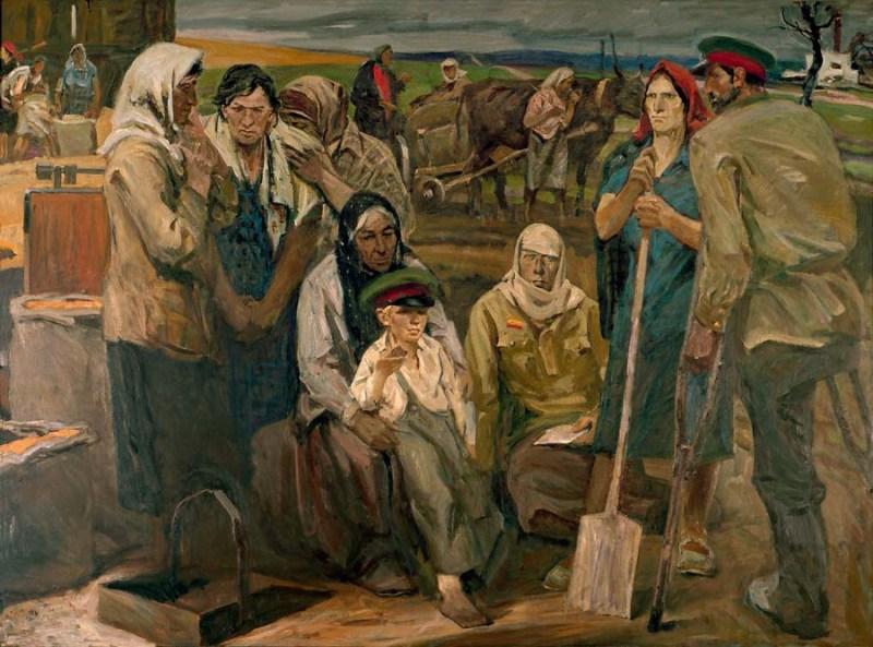 Григорий Булгаков В годы войны