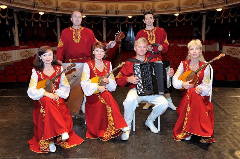 Ансамбль русских народных инструментов «Маэстро»