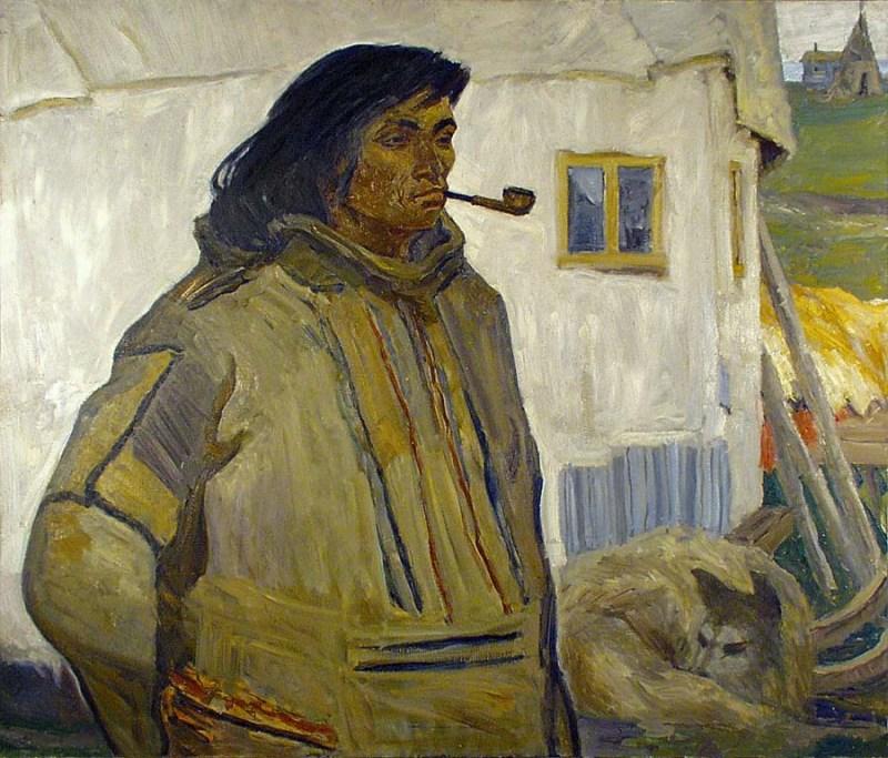 Григорий Булгаков «Смена». 1949 г.