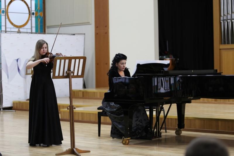 Солисты Кубанского симфонического оркестра