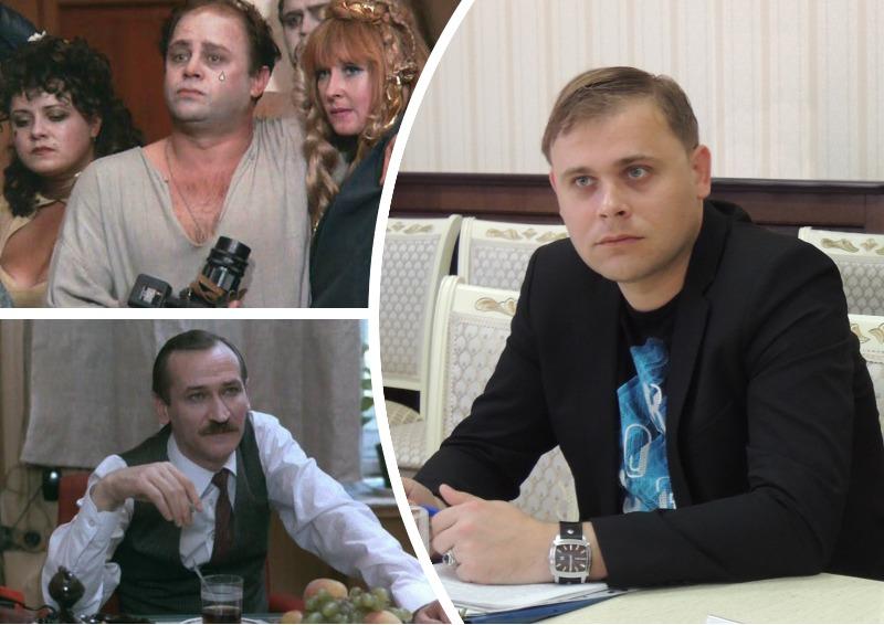 Тимофей Коваленко Сукины дети