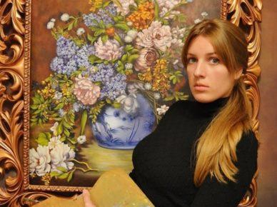 Анастасия Колосницына