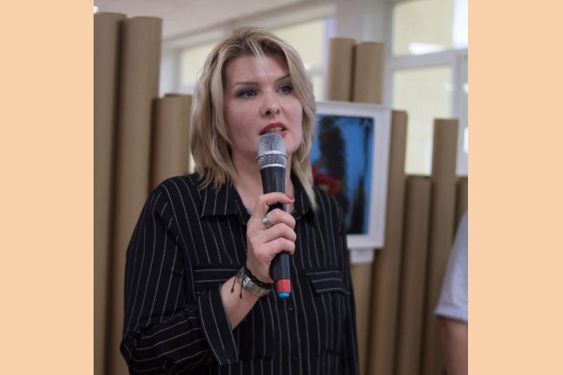 Елена Морозкина