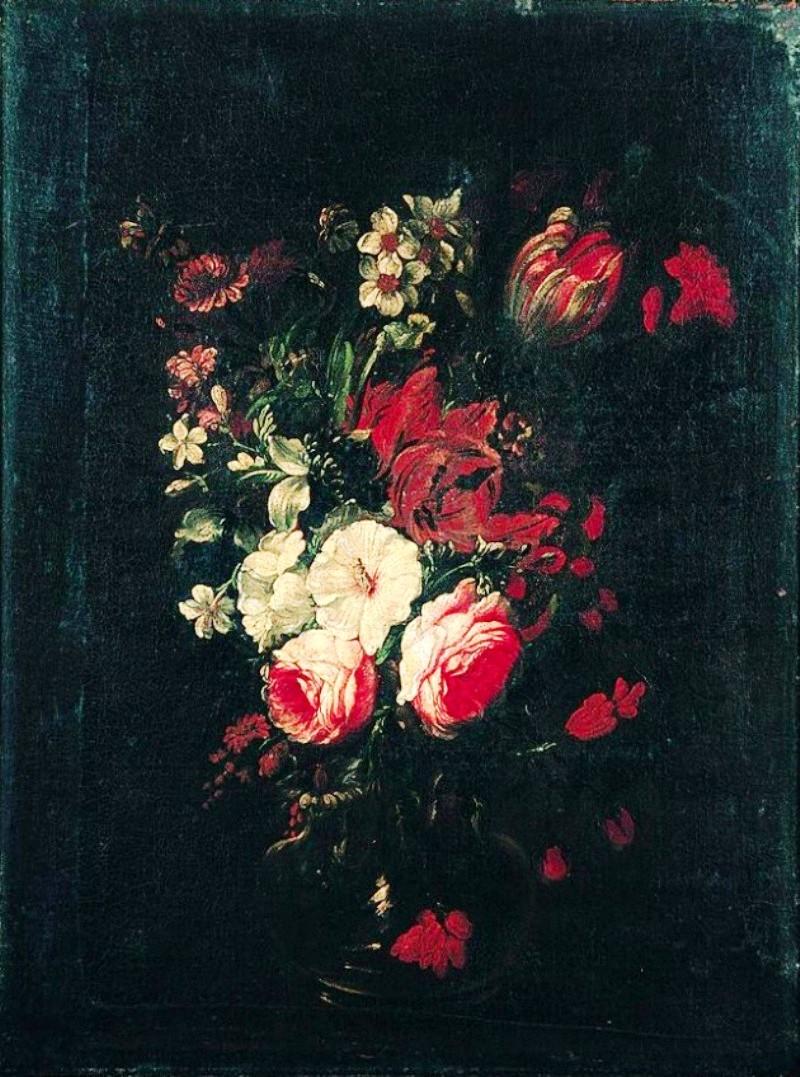 Тихая жизнь_Ян ван Хейсум. «Цветы»