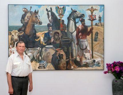 Валентин Папко «Отцы кубанского казачества»