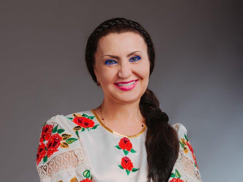 Вероника Журавлёва-Пономаренко